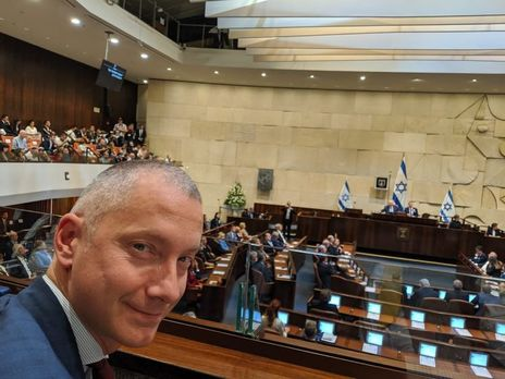 Boris Lozhkin: Both Israel and Ukraine will have to do their best to achieve it, as the chances of survival of our states directly depend on how united we are