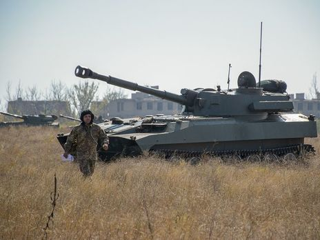 Armed Forces of Ukraine are ready to fight off any attack