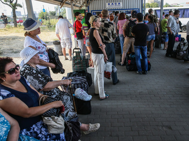 Who and why is returning to Donbass? / ГОРДОН
