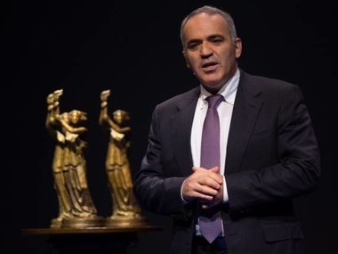 Garry Kasparov: There is nobody near Putin. He is alone