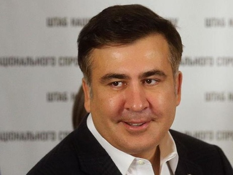 Saakashvili believes that Nemtsov was killed by the system