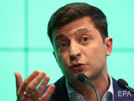 Zelensky suggested May 19 as date for his inauguration ceremony