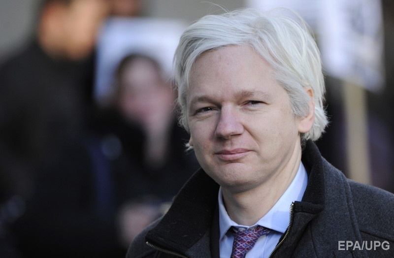 Julian Assange – the founder of WikiLeaks, an organisation that publishes secret information, news leaks and classified media provided by anonymous sources. Photo: EPA