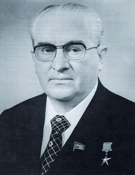 "General Secretary of the CPSU and KGB Chairman Yuri Andropov. ""Generals ruined Soviet Union. The heads of the Defense Ministry and the KGB entered into an agreement to receive more money from the budget, awards, stars, stripes. It all started with Andropov."" Photo: Wikipedia"
